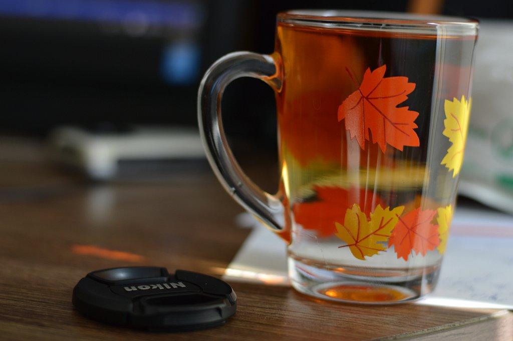 Gradient Tea