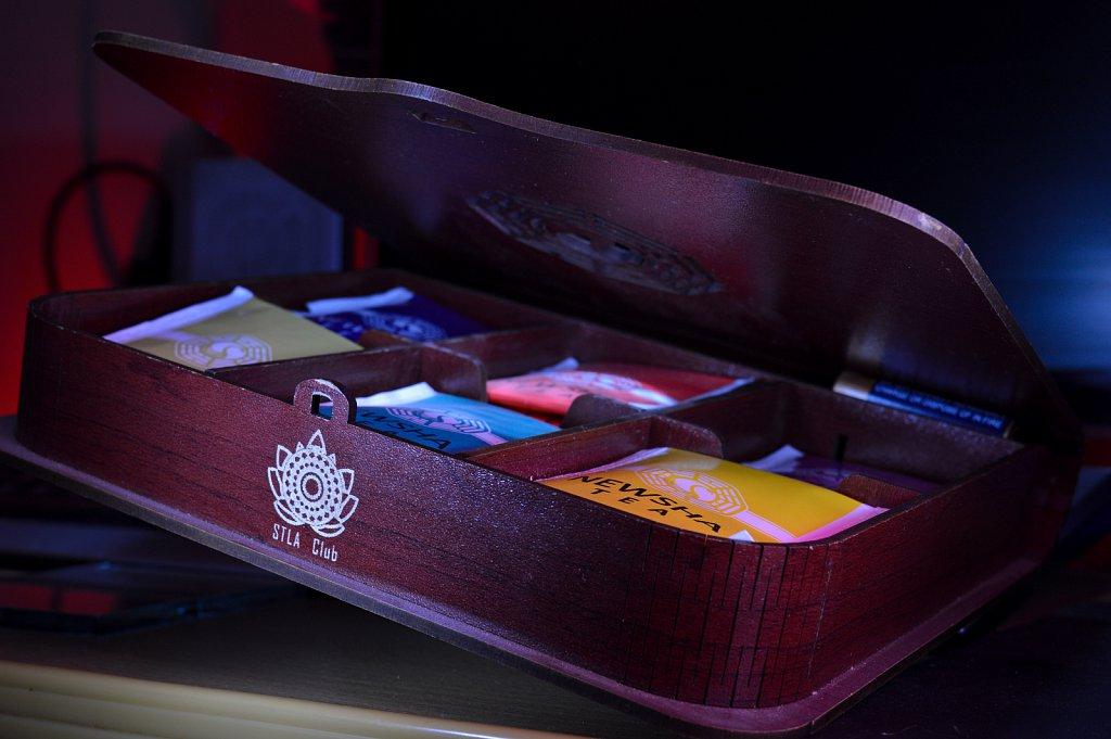 Magical Tea Box