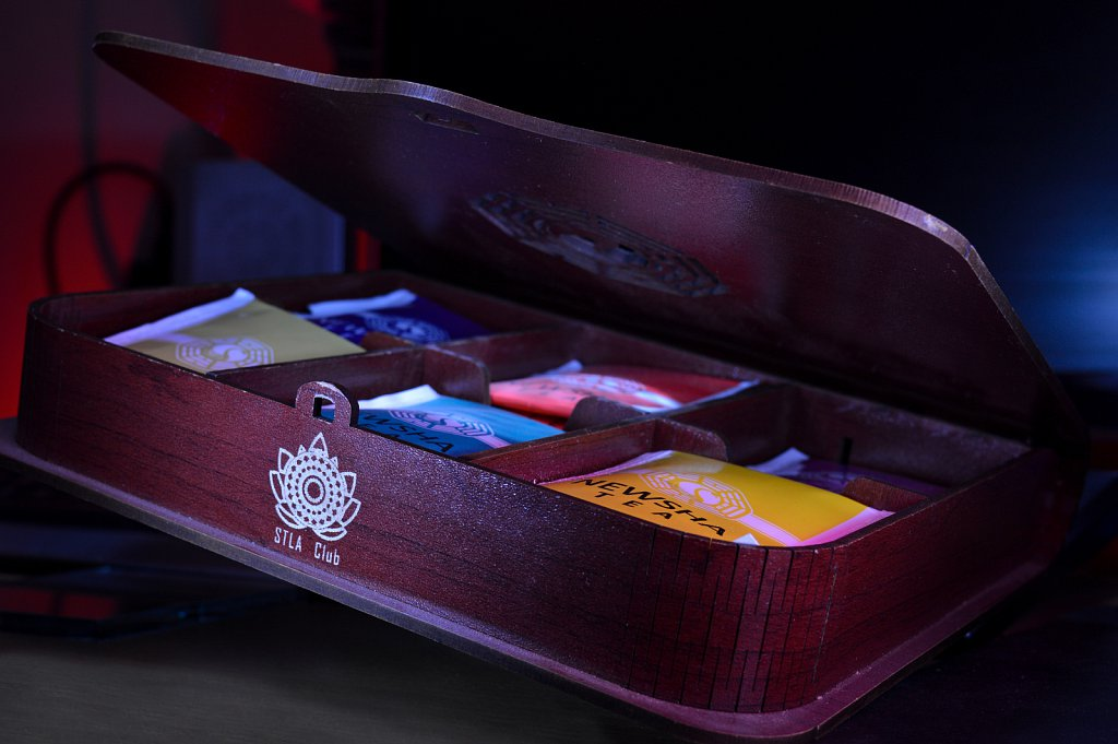 Magical Tea Box